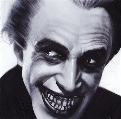 'The Man Who Laughs'